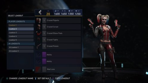 Injustice 2 Harley 1