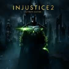 Injustice 2 main cover