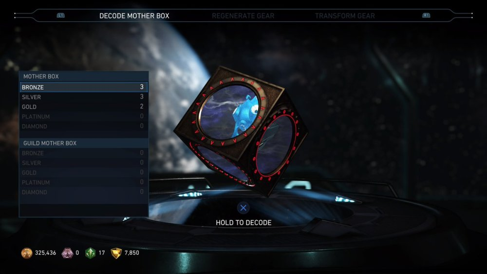 Injustice 2 motherbox