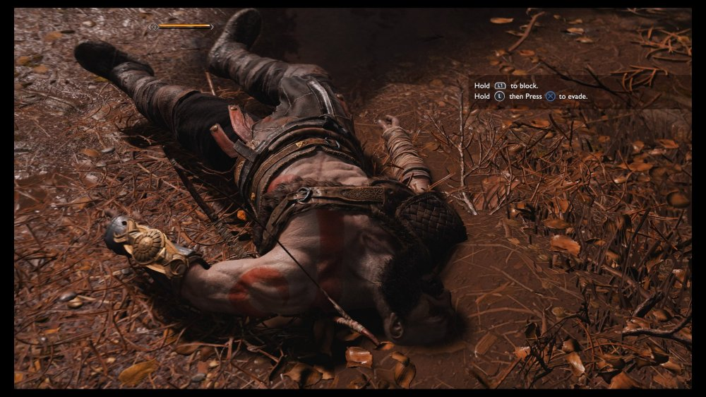 Kratos Death