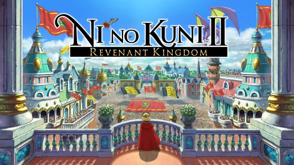 Ni no kuni Tital picture